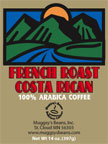 French Roast Organic - 14 oz.